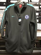 nike chelsea jacket 2019 Gray Sky Blue Size Large  Only