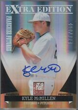 KYLE McMILLEN  2011 ELITE EXTRA EDITION FRANCHISE FUTURE AUTO CARD #13  /774