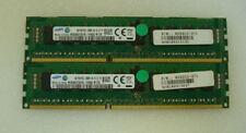Memoria (RAM) de ordenador Samsung con memoria interna de 4GB PC3-10600 (DDR3-1333)