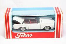 Tekno Denmark 928 Mercedes 280 In Its Original Box - Near Mint Vintage Original