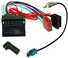 AERZETIX Câble Adaptateur Faisceau Autoradio Antenne (3800946187431)