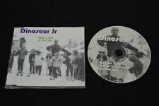DINOSAUR JR TAKE A RUN AT THE SUN RARE 3 TRACK CD SINGLE!