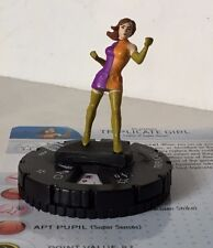 HeroClix Superman and the Legion of Super-Heroes #206 TRIPLICATE GIRL Gravity DC