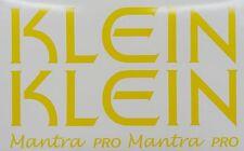 KLEIN Mantra Pro Paint Mask Vinyl ~ Klein Mantra Pro De-Boss Vinyl