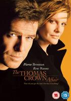The Thomas Crown Affair DVD (2000) Pierce Brosnan, McTiernan (DIR) cert 15