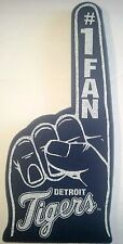 Detroit Tigers Foam Finger - #1 Fan - NEW
