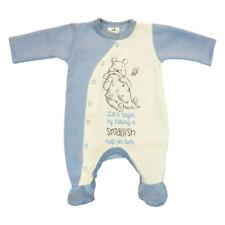 Abbigliamento blu in misto cotone primavera per bimbi