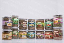 Natural Greek Spices and Herbs mixes 100% Tzatziki, Greek Salad, Souvlaki, Feta