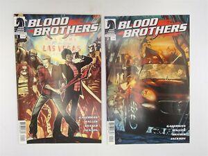 Blood Brothers #1-2 Dark Horse Comics 2013 FN/VF