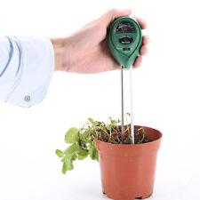 Farmer 3 In 1 Soil PH Meter Detector Moisture Temperature Tester Garden Plants