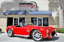 1965 Replica/Kit Makes Superformance Cobra Mkiii Roadster