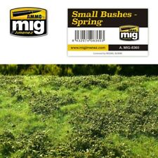 Ammo of MIG A.mig-8360 Tapis Printemps – Small Bushes Spring