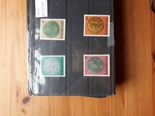 timbre luxembourg **  lot51   neuf   n931/4   monaie medievale