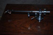 Micro Seiki CF-1 vintage tonearm, carbon fiber arm tube, very nice!