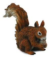 Breyer CollectA 88467 Red Squirrel eating gorgeous  well made miniatures<><