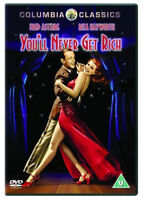 You ' Ll Never Never Get Rich DVD Nuevo DVD (CDR12060)