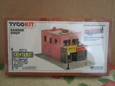 Tyco, HO, 7771, Barber Shop Kit, Mint, Sealed in OB.