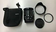 #32 Fujifilm Fuji Fujinon Lens XF18-55mm F2.8-4 R LM OIS Plus HOYA UV & Pouch