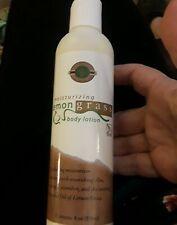 🥑New 8 Oz Lemongrass Oil Cucumber Massage Lotion Cream Body Creme Essential Gel