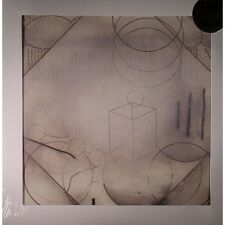 ACTRESS Ghettoville UK 2014 3LP + MP3 Ninja Tune Etched Die-Cut