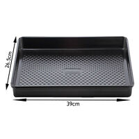 UNIVERSAL Carbon Steel Oven Tray Non Stick Baking Roasting Tin (39cm x 26.5cm)