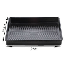 UNIVERSAL Carbon Steel Oven Tray Non Stick Baking Roasting Tin (39cm x 26.5cm)