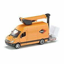 1:50 Mercedes Benz Sprinter W/Elevated Work Platform Die-Cast Vehicle Siku 1940
