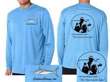 CaptainSkinny.com Technical UPF 40 FIshing Shirt - Medium