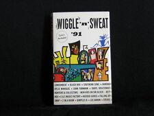 WIGGLE 'N' SWEAT '91. Cassette tape. Londonbeat Kylie Minogue Betty Boo 1991.