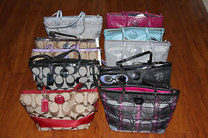 NWT Coach Bag Purse Tote 17433, 17712, 17587, 17668, 15142