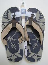 GAP Men's Canvas Flip Flop Sandal Size 8,9,10,11,12 NWOB