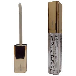 Laval Tingling Tint Lip Plumper Plump It Plumping Clear Lip Gloss