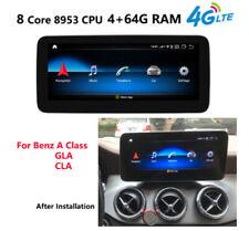 Hi-Fi, GPS y tecnología CLA para coches Mercedes-Benz
