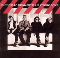 How To Dismantle An Atomic Bomb - U2 - CD 2004-11-23