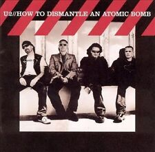 How to Dismantle an Atomic Bomb [CD & DVD Deluxe Edition] by U2 (CD, Nov-2004, …