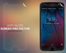 Matte Anti-Glare Plastic Screen Protector For Motorola Moto G5S Plus