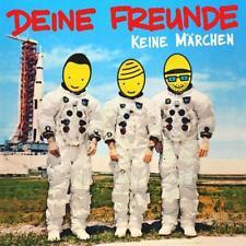 DEINE FREUNDE Keine Märchen  CD  NEU & OVP