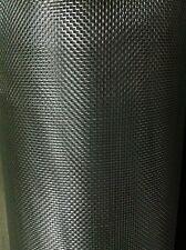 Rete Tela Zanzariera Acciaio Inox AISI 316 NFR 18 filo 0,24 H mt 1,00