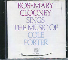 Rosemary Clooney - Sings The Music Of Cole Porter