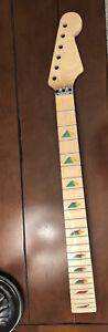 24 Fret Guitar Neck Pyramid Inlay