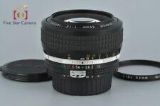 Very Good!! Nikon Ai NIKKOR 50mm f/1.2