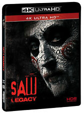 SAW LEGACY (4K BLU-RAY ULTRA HD) SAGA HORROR CULT In Prenot