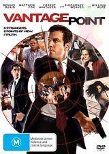 VANTAGE POINT, Dennis Quaid Matthew Fox DVD NEW