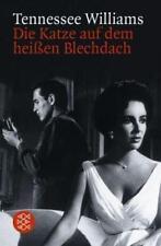 Theater / Regie im Theater / Die Katze auf dem heißen Blechdach von Tennessee Williams (1986, Taschenbuch)