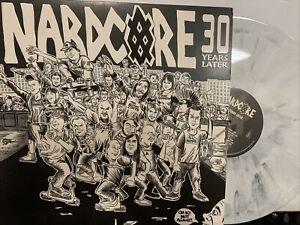 Nardcore 30 Years Later LP 2009 Burning Tree Records – BTR-013 NM/NM