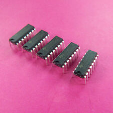 5 of 74HC595 8-Bit Shift Registers With 3-State IC