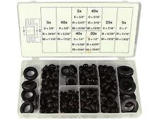 180-tlg. Durchgangstüllen Sortiment Gummi Tüllen Kabelschutz Kabeldurchführung