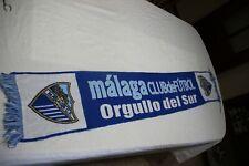 BUFANDA  DEL MALAGA C.F ORGULLO DEL SUR ES  MUY ESCASA COTIZADA  SCARF