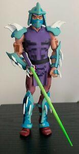 """NECA TMNT Shredder Turtles in Time Teenage Mutant Ninja Turtles 6"""" Figure loose"""