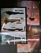 Eve Online *Huge* Limited Edition Wall Posters